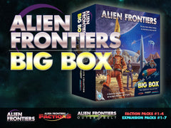 Alien Frontiers: Big Box Edition