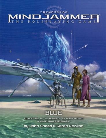 Blue - A Mindjammer Adventure
