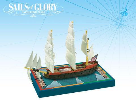 Bonhomme Richard - Sails of Glory Ship Pack - SGN116C