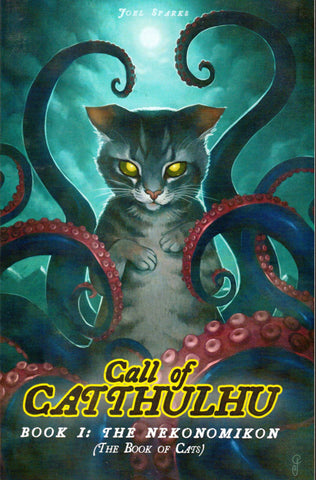 Call of Catthulhu - Book 1: The Nekonomikon (The Book of Cats)