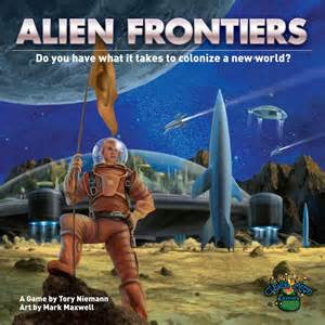 Alien Frontiers - 4th Edition/Printing