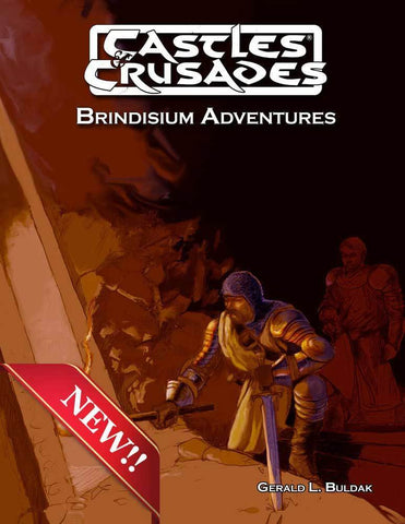 Brindisium Adventures - Castles and Crusades