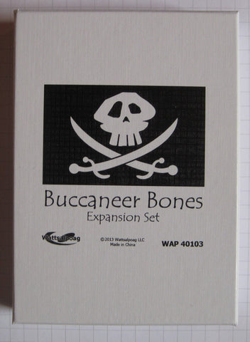 Buccaneer Bones Expansion Pack