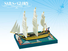 Bucentaure / Robuste - Sails of Glory Ship Pack - SGN115A