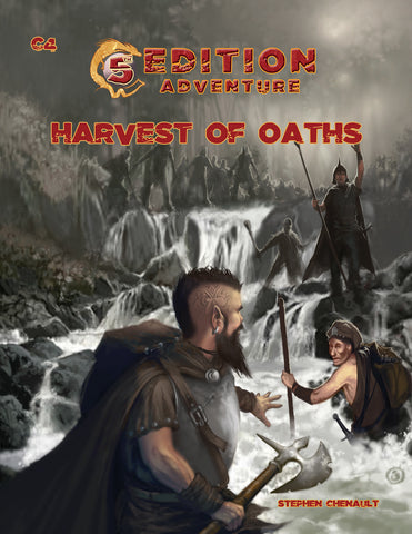 C4 Harvest of Oaths - 5th Edition Adventure 5e