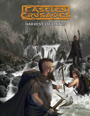C4 Harvest of Oaths - Castles and Crusades
