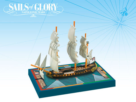 Carmagnole / Sybille - Sails of Glory Ship Pack - SGN105A