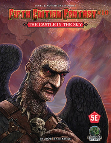 The Castle in the Sky - 5th Edition Fantasy #10 - 5e