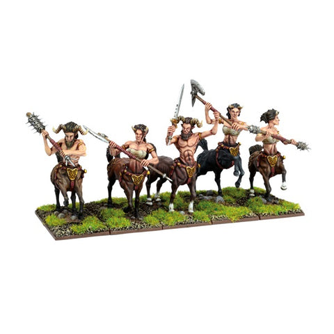 Forces of Nature Centaur Troop - Kings of War