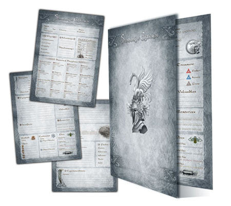 Shadows of Esteren: Character Sheets