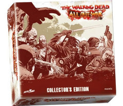The Walking Dead All Out War Collector's Edition