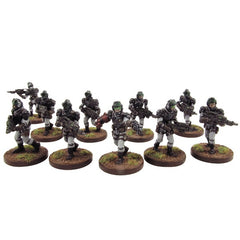 Corporation Marines Section - Warpath