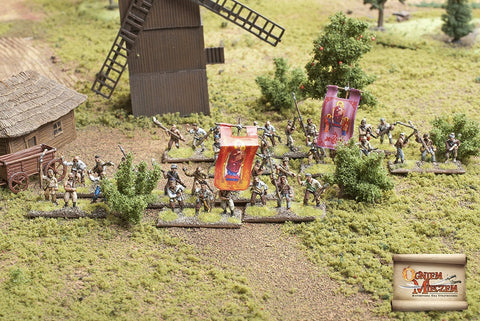 Cossack Rabble - By Fire and Sword