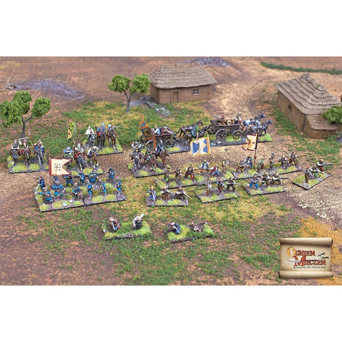 Cossack Skirmish Set