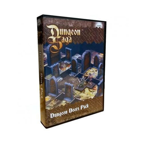 Dungeon Doors Pack - Dungeon Saga