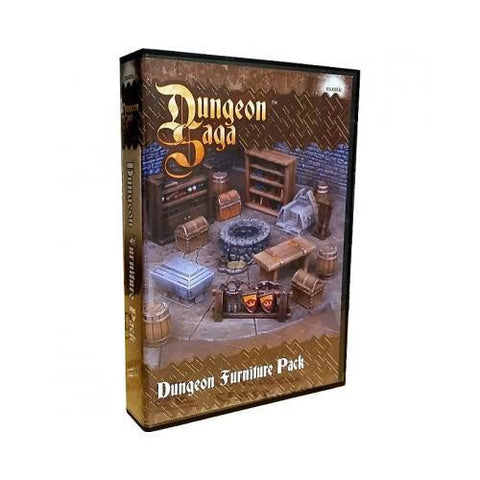Dungeon Furniture Pack - Dungeon Saga