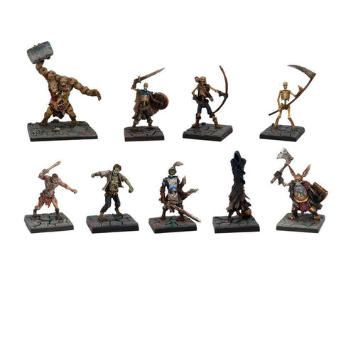Evil Dead Miniatures Set - Dungeon Saga