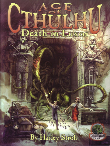Death in Luxor: Age of Cthulhu