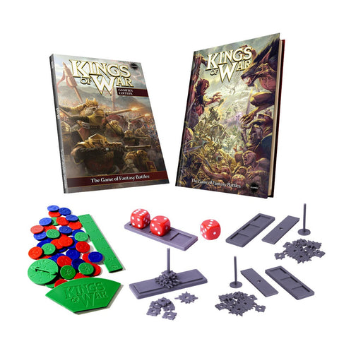 Kings of War Deluxe Gamers Edition