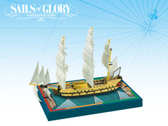 Duc de Duras / Dauphin - Sails of Glory Ship Pack - SGN116A