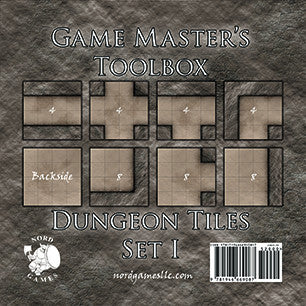 Dungeon Tiles - Games Masters Toolbox