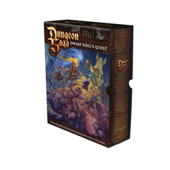 Dungeon Saga: The Dwarf King's Quest