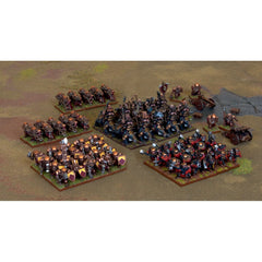 Dwarf Army Set (Old Style) - Kings of War
