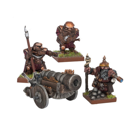 Dwarf Bombard - Kings of War