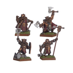 Dwarf King's War Counsel - Kings of War