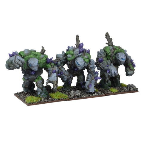 Earth Elemental Regiment - Kings of War