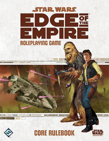 Star Wars Edge of Empire Core Rulebook: