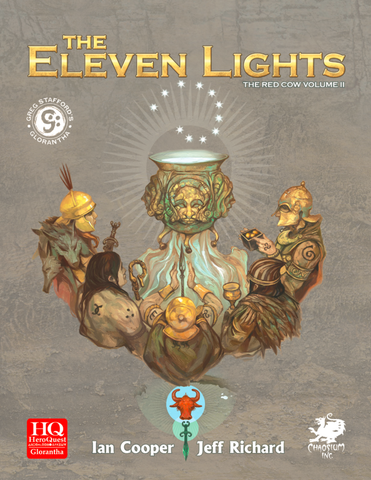 Eleven Lights: The Red Cow Vol. 2: Heroquest Glorantha