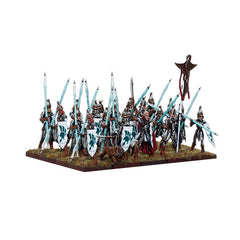 Elf Sea Guard Regiment - Kings of War