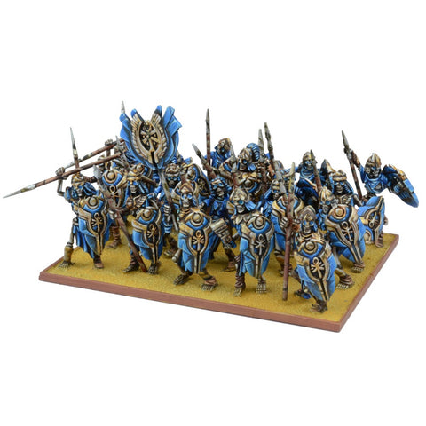 Empire of Dust Skeleton Regiment - Kings of War