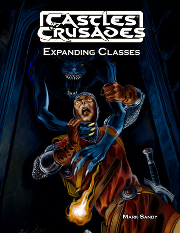 Expanding Classes - Castles and Crusades