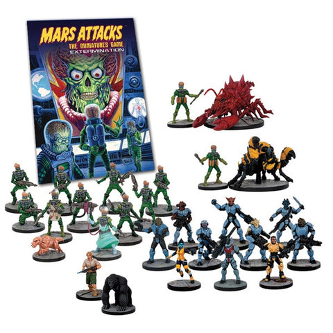 Extermination - Expansion for Mars Attacks