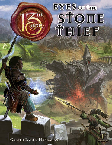Eyes of the Stone Thief: 13th Age Fantasy Supplement