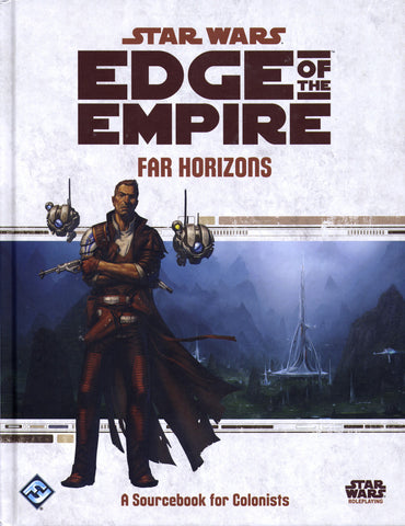 Far Horizons - Star Wars Edge of Empire sourcebook