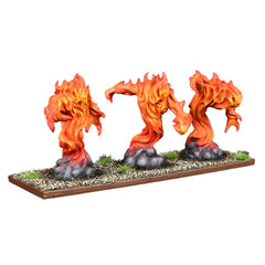 Fire Elemental Regiment - Kings of War