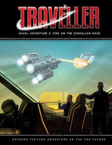 Naval Adventure 3: Fire on the sindalian Main - Traveller