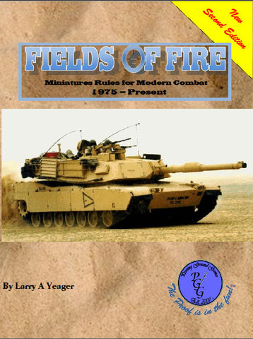 Fields of Fire - Miniature Rules for Modern combat
