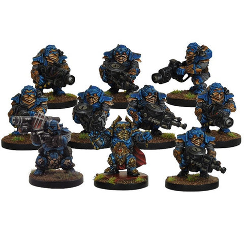 Forge Father Stormrage Veterans Section - Warpath