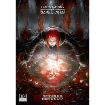 Lamentation of the Flame Princess: Rules and Magic
