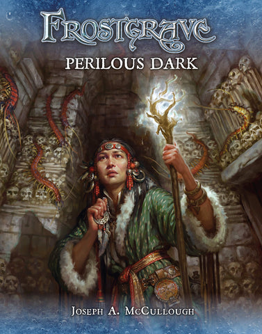 Frostgrave: The Perilous Dark