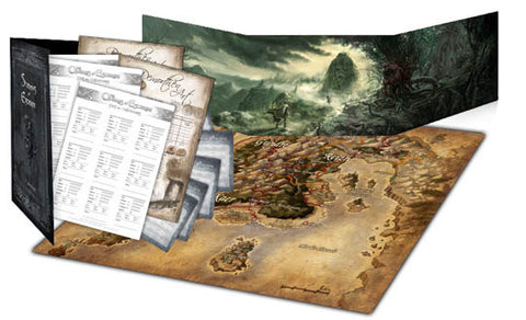 Shadows of Esteren: Game Leader Kit and Screen