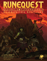 Bestiary: Runequest - Roleplaying in Glorantha