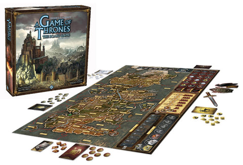 A Game of Thrones Board Game (2nd Edition)