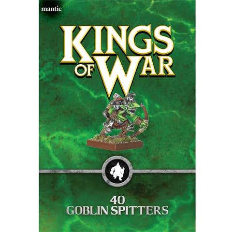 Goblin Spitters Hoard - Kings of War
