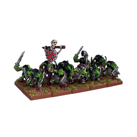 Goblin Rabble Regiment - Kings of War