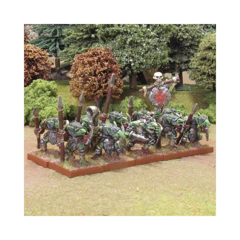 Goblin Sharpstick Regiment - Kings of War